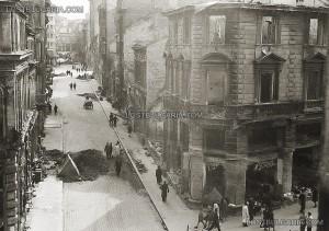 Бомбардировки, ул. Леге