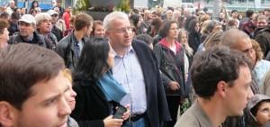 Малинов- протести