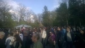 Протест за Карадере- 13.04.2014-2